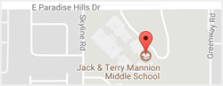 Directions to Mannion Middle School