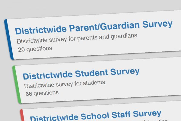 Parent Guardian Survey