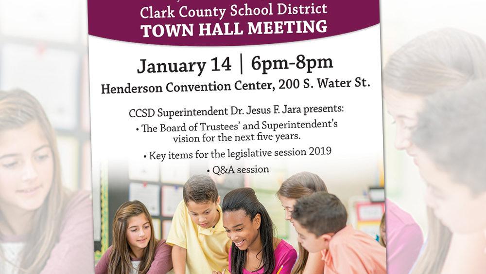 CCSD Town Hall Meeting-011419