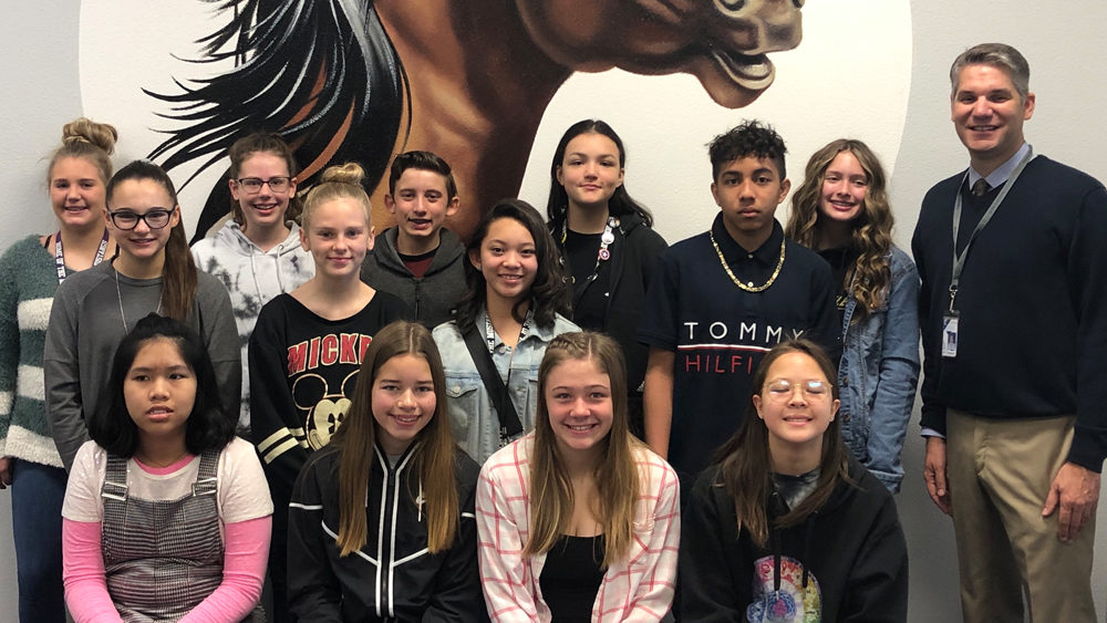 Mannion Mustangs Of The Month-February 2020
